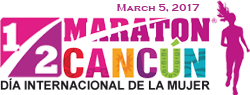 Meia Maratona de Cancun - Mexico